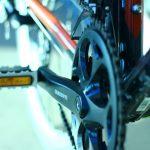クロスバイクのクランク交換【シマノ】