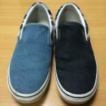 脱ぎ履きが楽な靴、普段使いにVANSスリッポンを超おすすめする理由