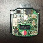 【日産シルビアS15】古いキーレスリモコンをはんだで修理した